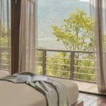 Himalayas Lake View- Villa 1- Room Bed
