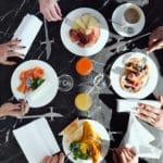 the first roma arte breakfast