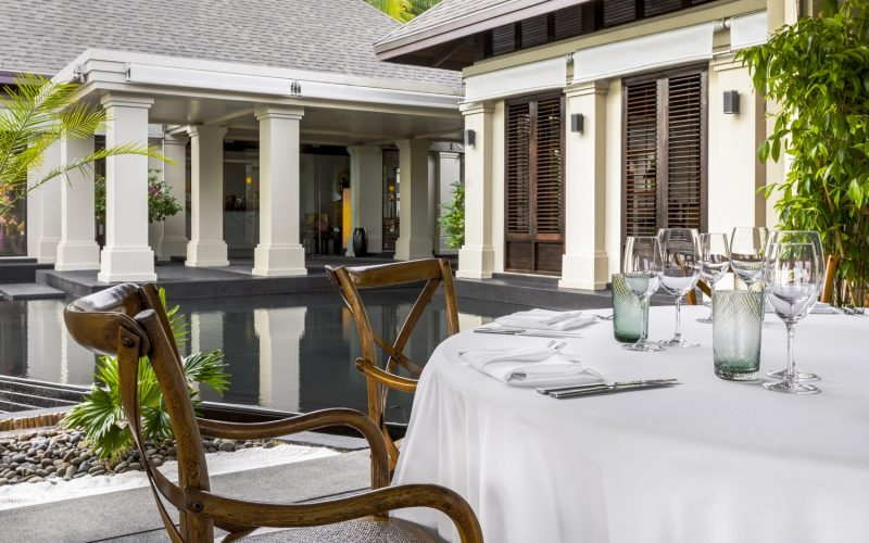 The Plantation Club Phuket Restaurant