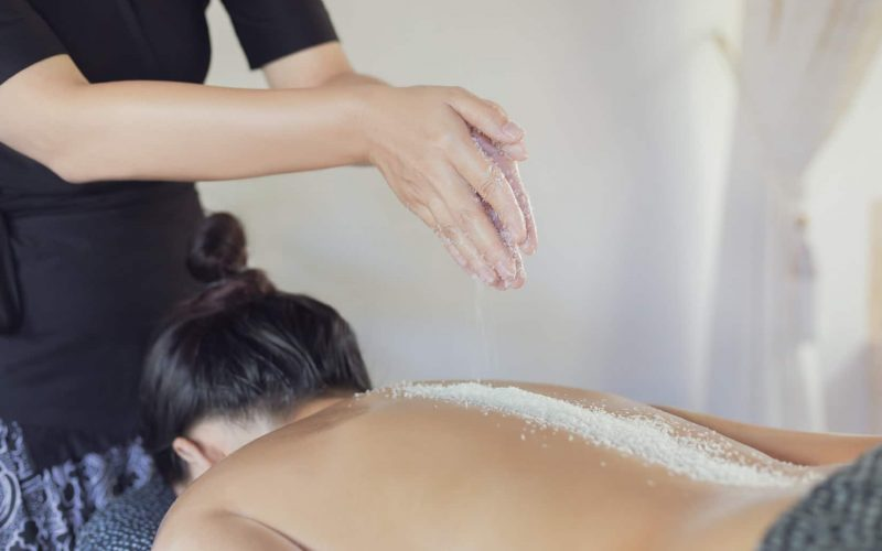Bali Spa massage 2