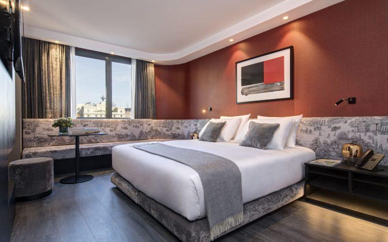 Madrid deluxe room