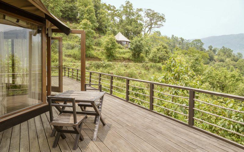 Himalayas Lake View- Villa 3- Exterior- Terasse