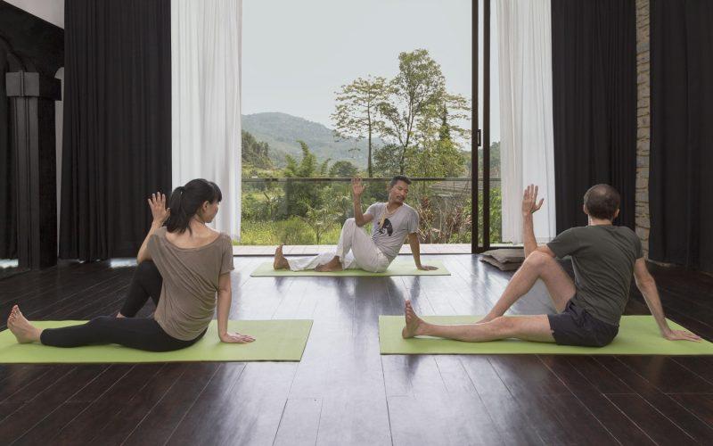 Himalayas The Farm- Yoga