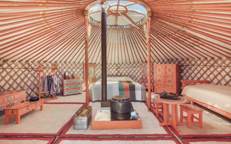 Mongolia_Gers