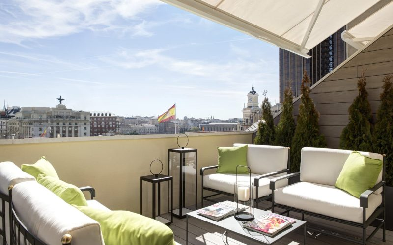 Madrid Terrace Suite Outdoor- Bed & Breakfast offer