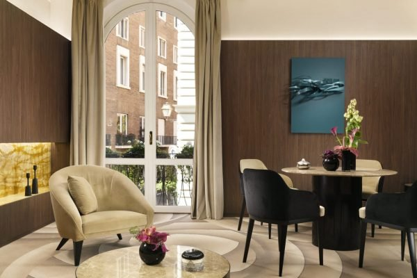 The First Dolce interiors