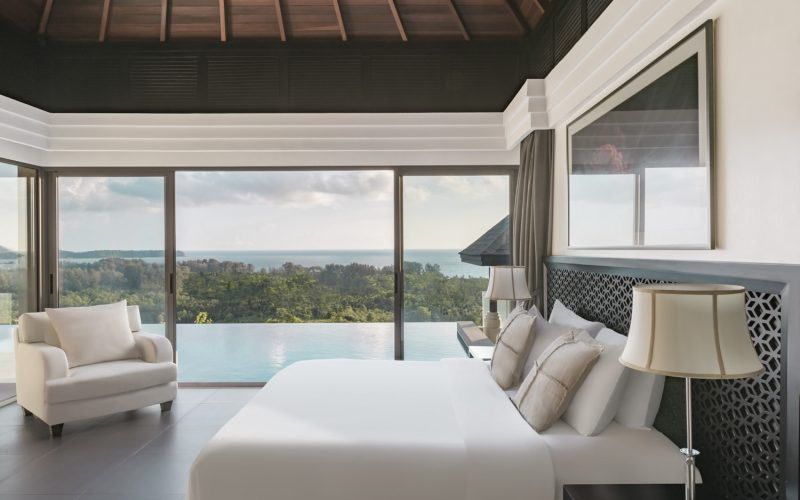 villa 2 bedroom phuket pavilions